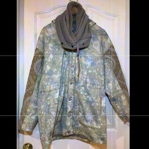 Free people baggy coat
